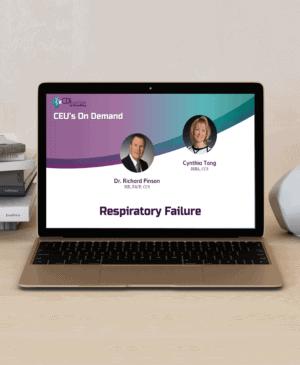 Respiratory Failure Webinar